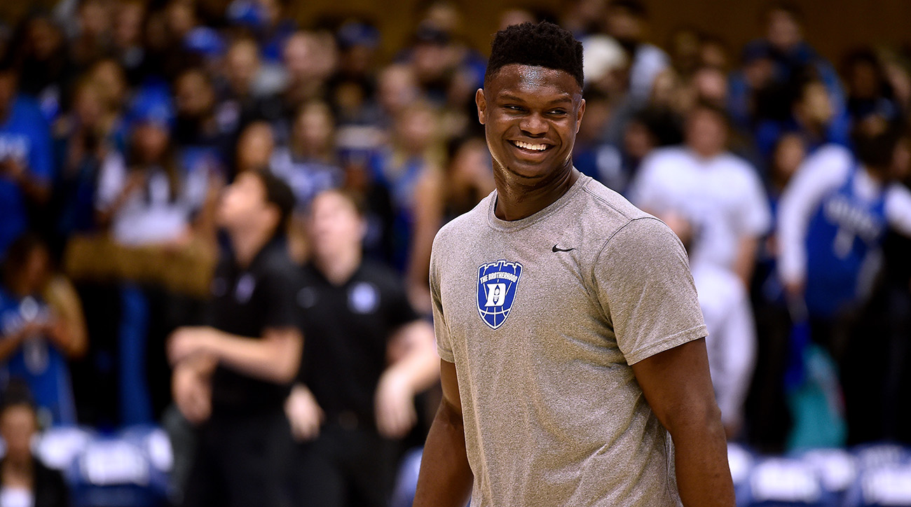 report-zion-williamson-will-not-play-vs.-syracuse-on-saturday