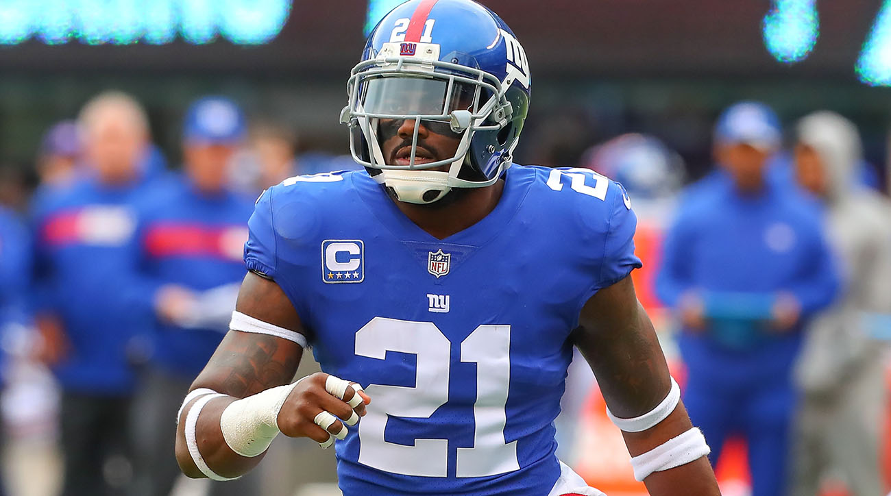 landon-collins-defends-odell-beckham-jr.,-criticizes-giants'-free-agency-decisions