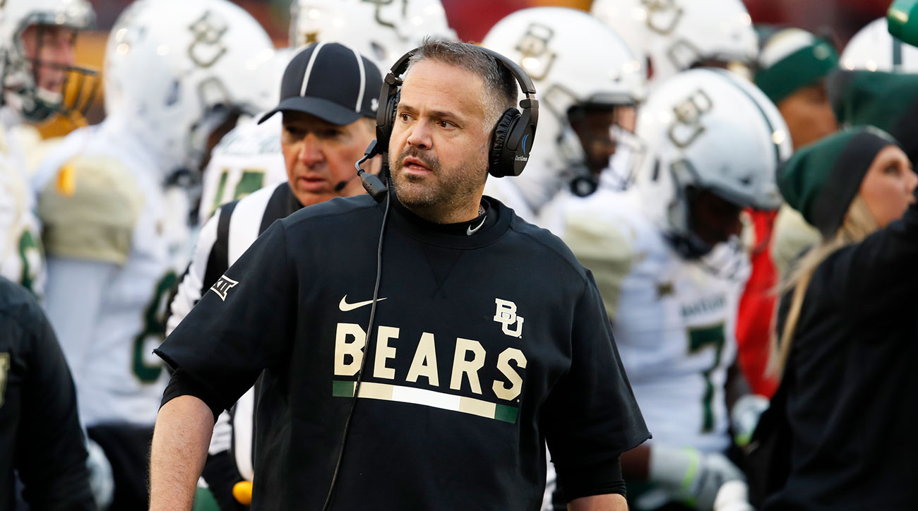 matt-rhule's-texas-immersion-is-at-the-heart-of-baylor's-on-field-turnaround