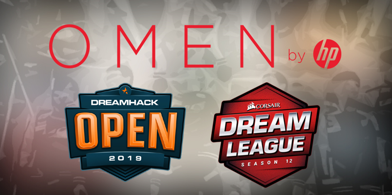 omen-by-hp-to-sponsor-dreamhack-rotterdam's-dreamleague-and-open-competitions