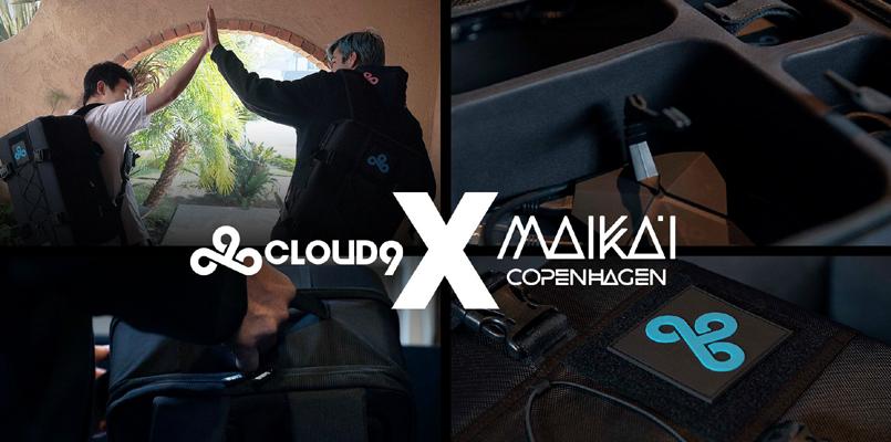 cloud9-names-maika'i-copenhagen-official-travel-gear-sponsor